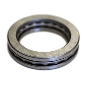 Enduro 51109 ZBF - T7060303 - Thrust Ball Bearing - Direct Timken Replacement - AAxis Distributors