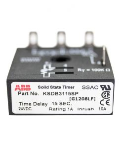 SSAC KSDB3115SP - T7291296 - 15 sec. Timer Delay - AAxis Distributors