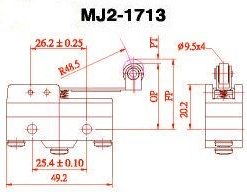 MJ2-1713 - Diagram