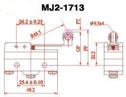 MJ2-1713 - Diagram