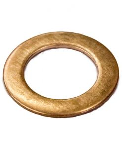 G1245 - T7790077 - Copper Crush Washer - AAxis Distributors