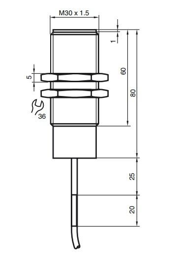 NJ10-30GK-E2-Y11312 Diagram